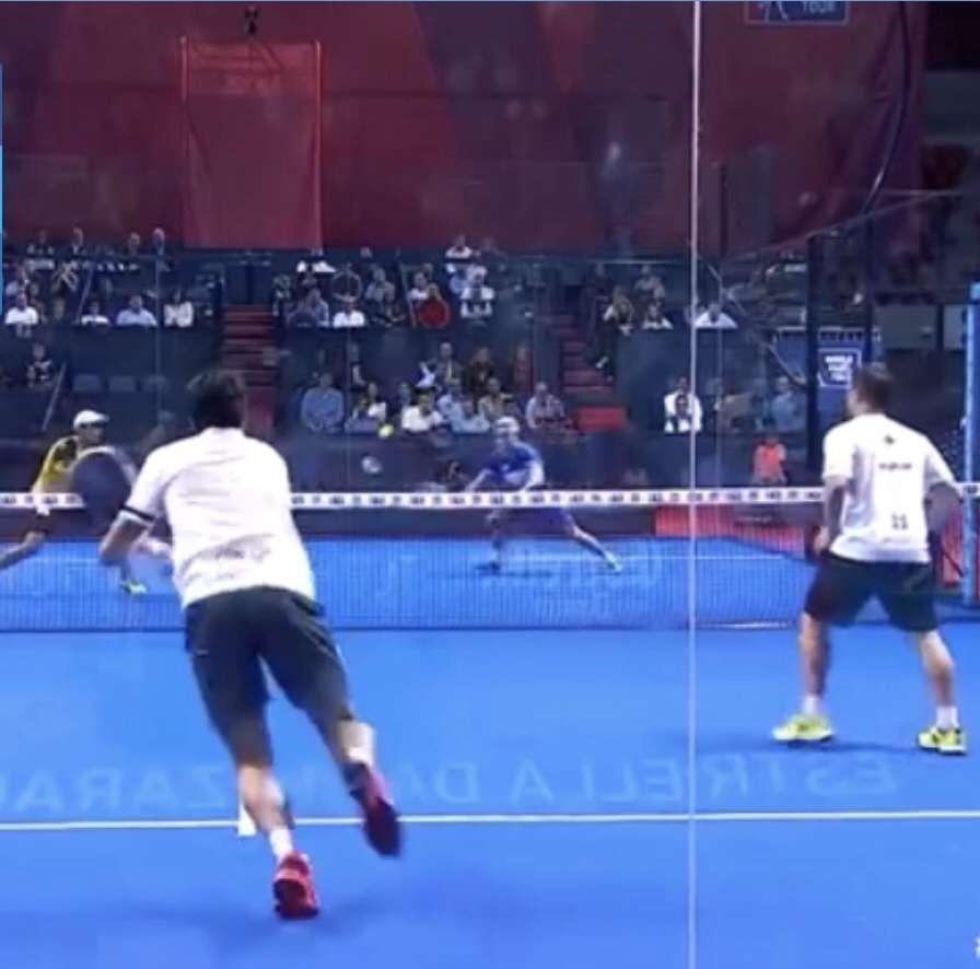 Grande colpo di Galan – Zaragoza Open