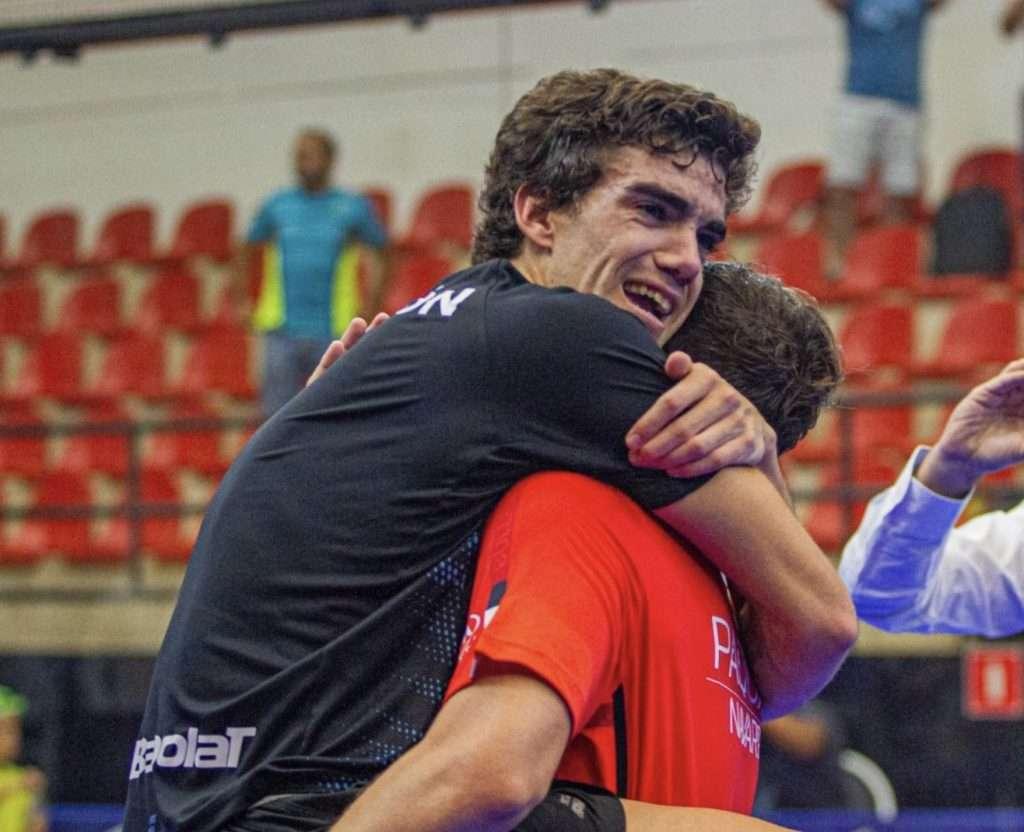 Paquito e Juan migliore coppia 2019 di Padel