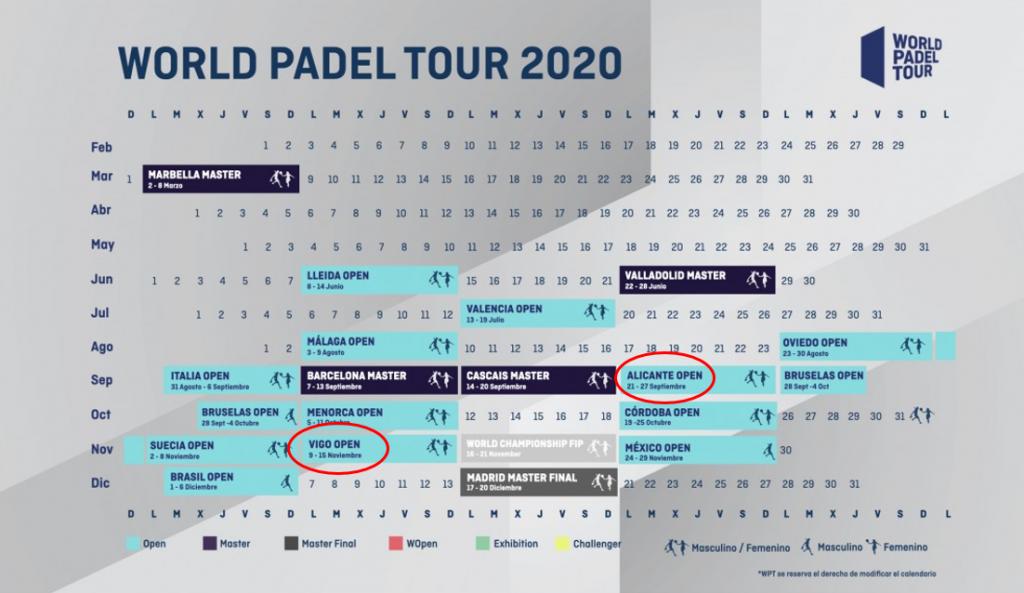 World Padel Tour cambia ancora