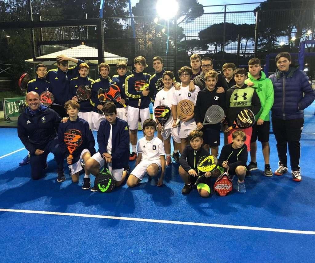 Le scuole di Padel in Italia: il Circolo Canottieri Aniene