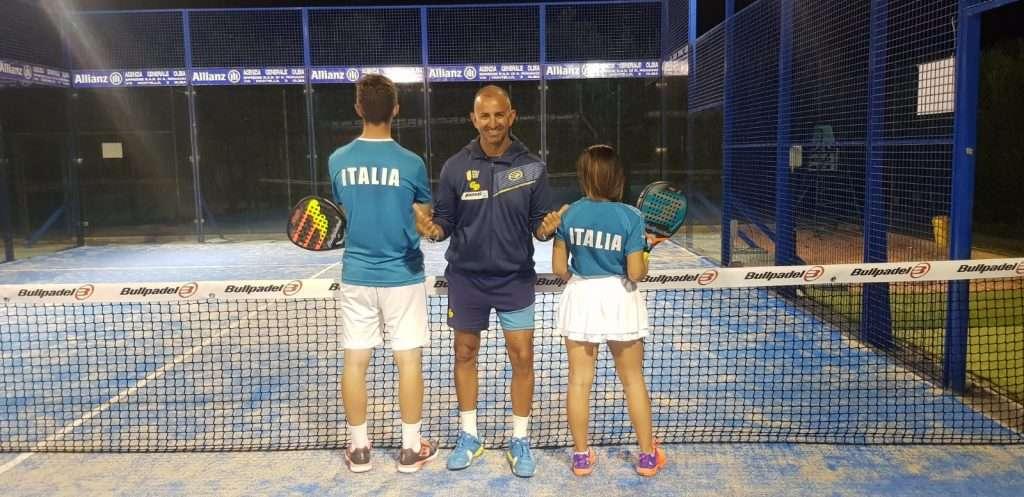 Le Scuole di Padel in Italia: Derosas Academy