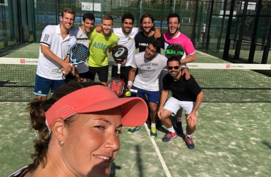 performance padel