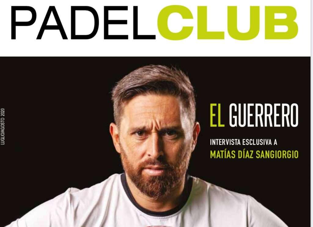 Padel Club – Lo storico inserto di Sport Club
