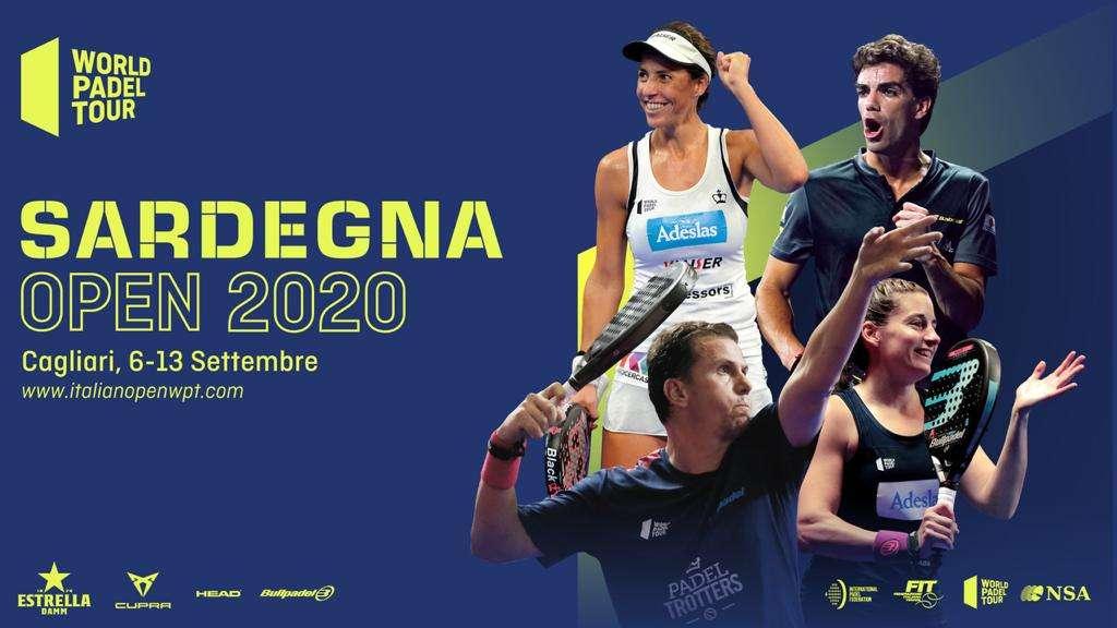 Ufficiale! Il World Padel Tour in Italia a Cagliari Il Sardegna Open