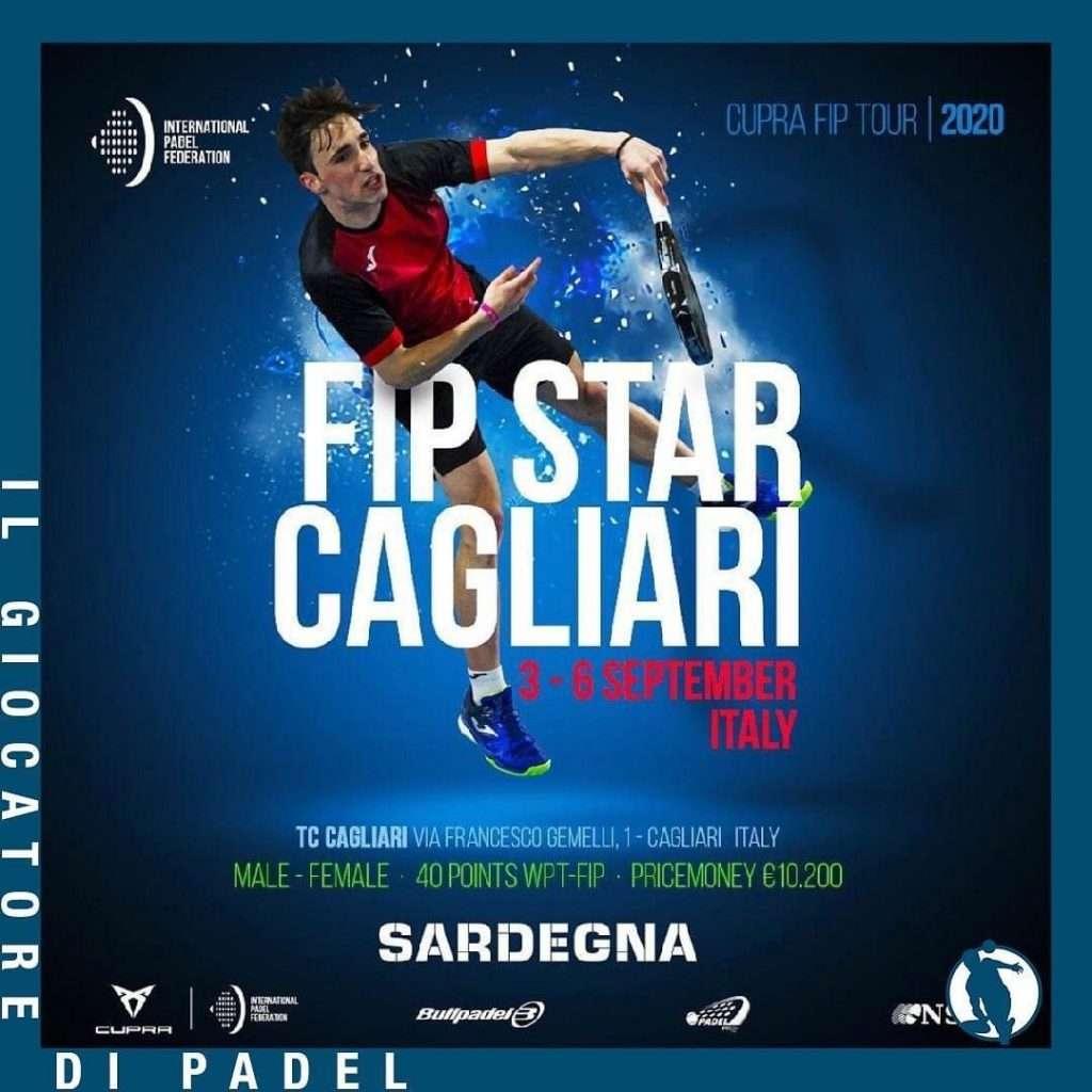 Cagliari capitale del Padel internazionale a settembre