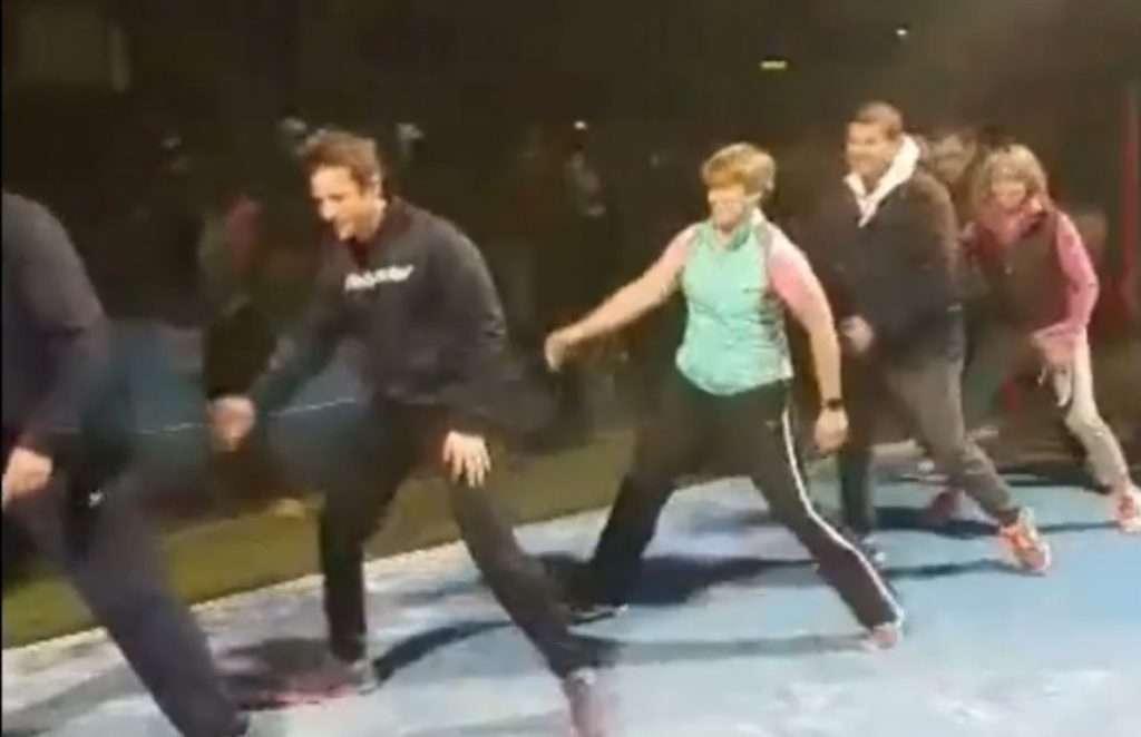 Una danza unica per imparare il Padel!