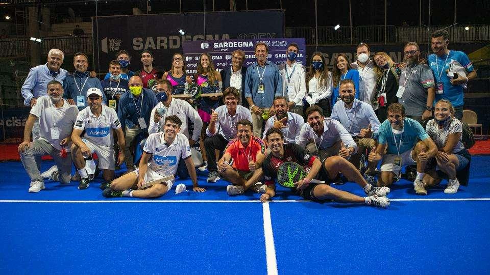 Sardegna Open: Le ammazza grandi,l'eterno campione e l'astro nascente