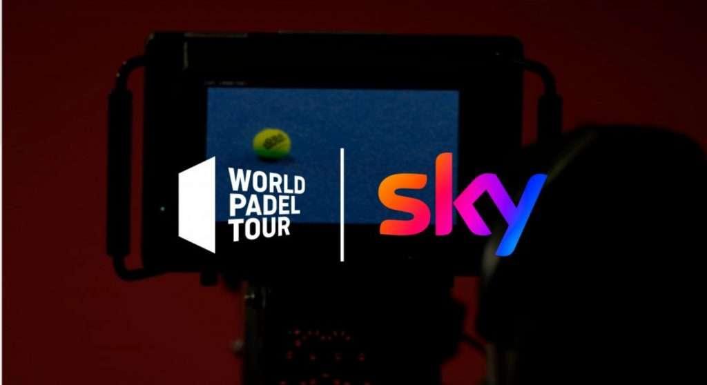 Il Master Final 2020 World Padel Tour su SKy