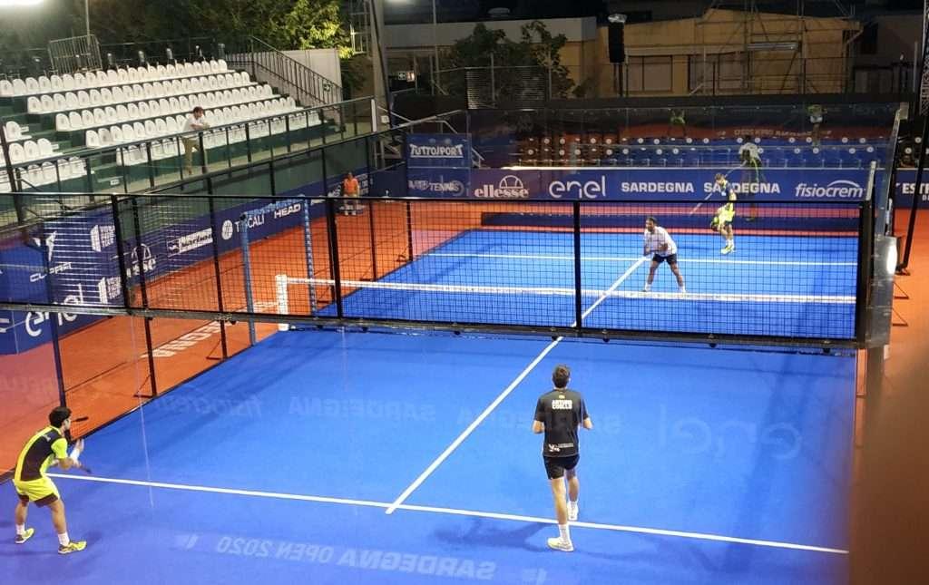 Diario del Sardegna Open – Mercoledì