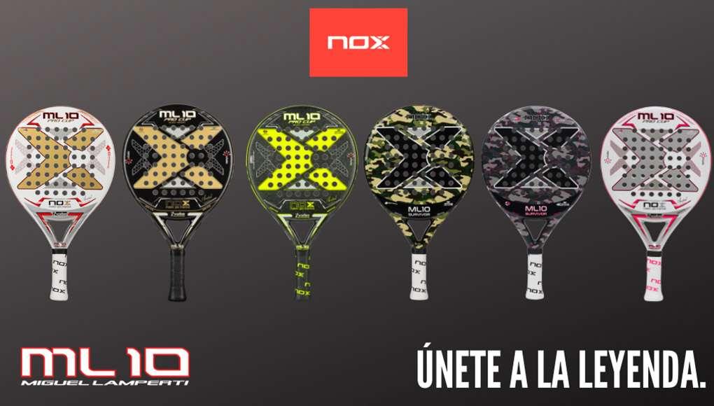 Racchette di classe: ML10 Pro Cup della Nox padel