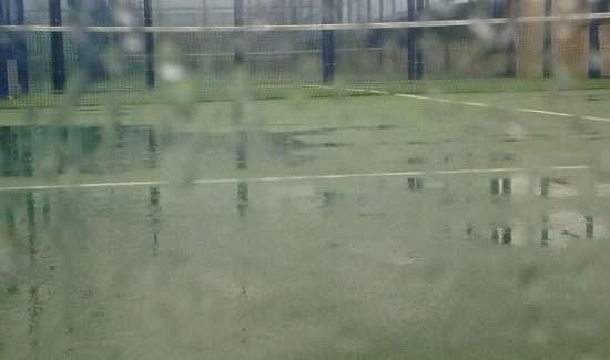 padel pioggia 1