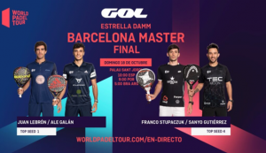 world padel tour barcelona master