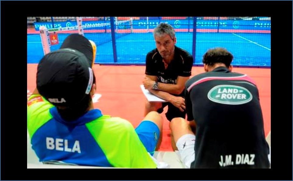 Rosso, Giallo e Arancio: il Padel Mental Coaching ai tempi del lockdown