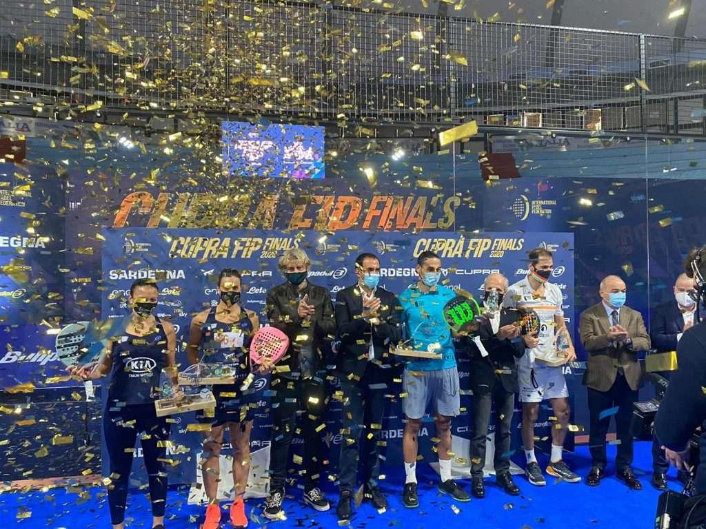 Cupra FIP Finals di Cagliari : The Winners