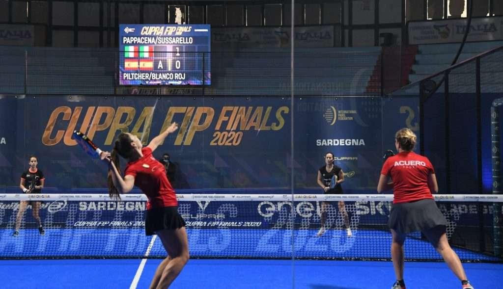 Volano in semifinale Chiara e Giulia al Cupra FIP Finals