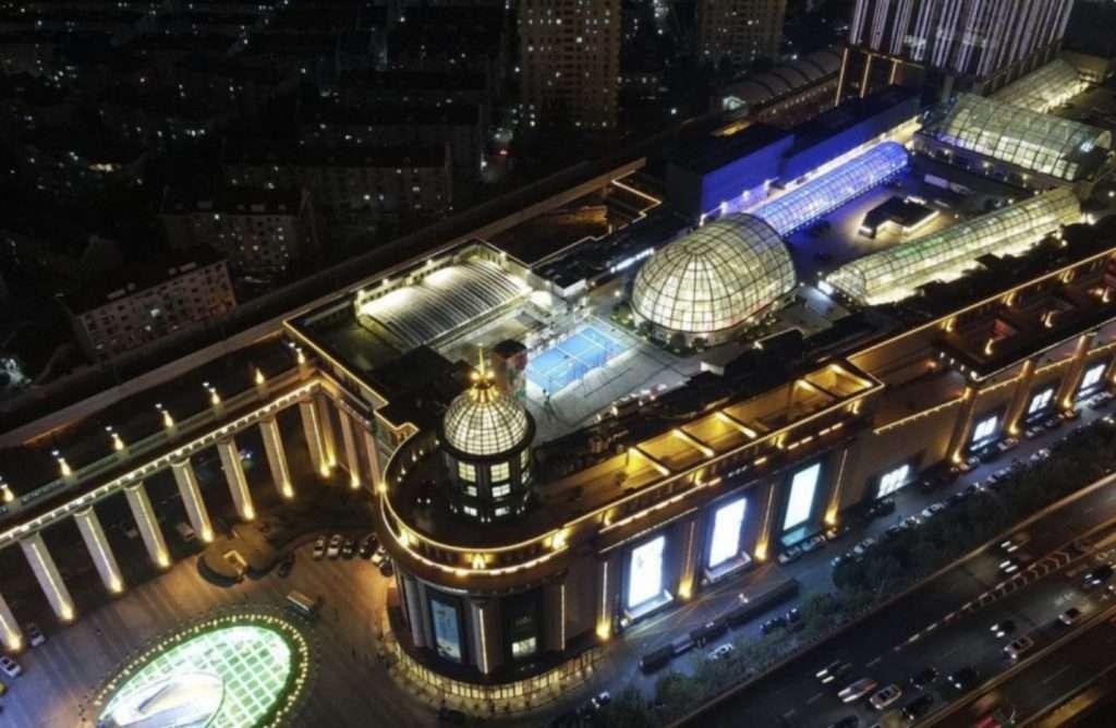 Shangai Surprise…il Padel sbarca in Cina