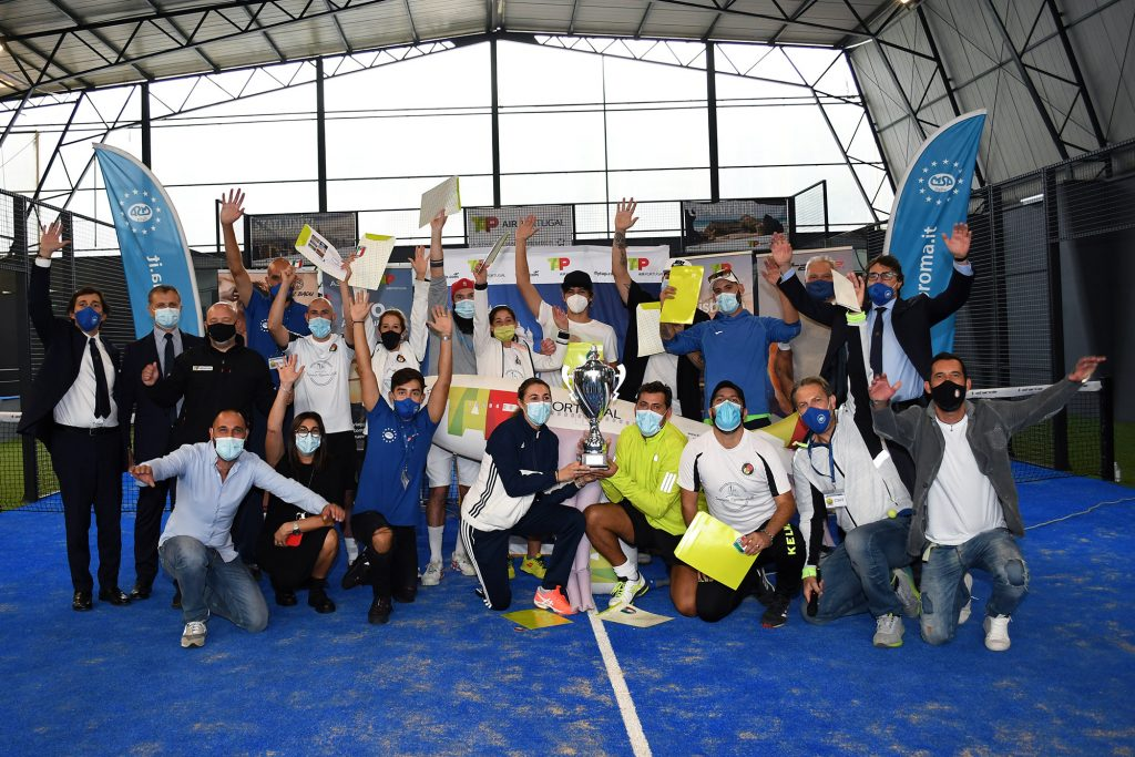 Padel Amatoriale: Coppa dei Club 2021