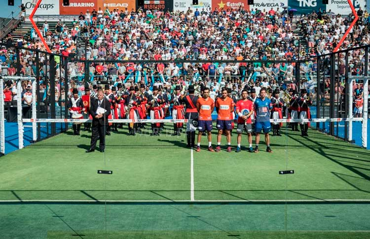 Argentina: Il Padel vende 10 volte di più del Tennis