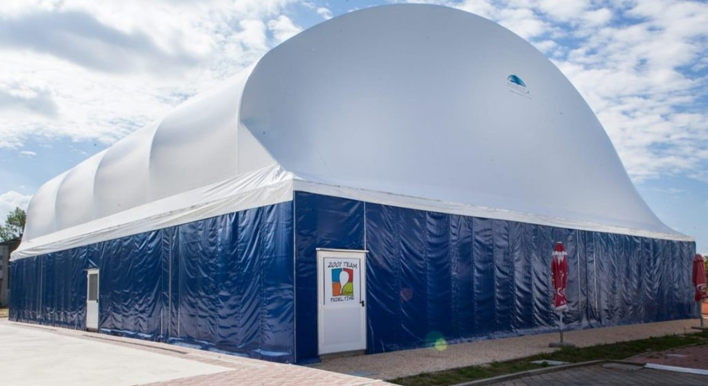 Padel Indoor: Raddoppiati i campi in Italia