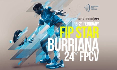 Fip star Burriana padel