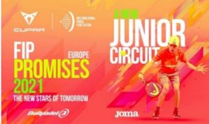 circuito padel junior