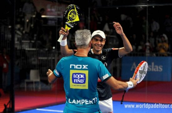 world padel tour storia