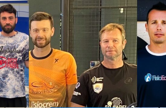 Giocatori top 10 padel
