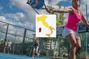 padel giocare zona gialla italia