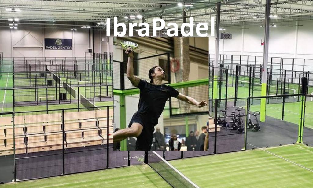 Ibrahimovic: La sua sesta meraviglia…di Padel