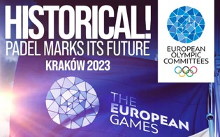 padel olimpiadi europee