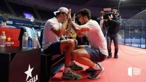 santander open world padel tour finali