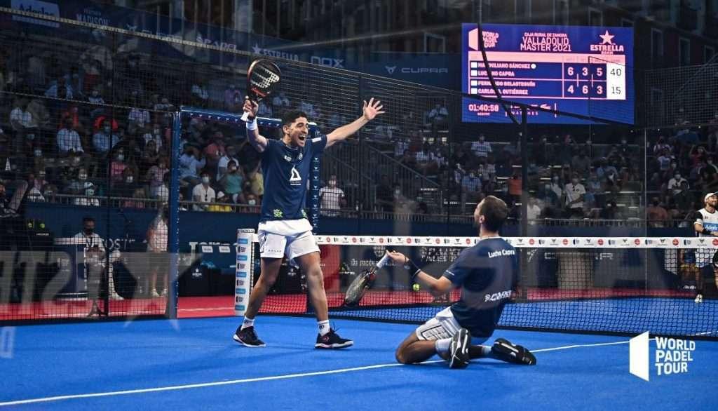 Valladolid Master: Finale argentina ma con sorpresa