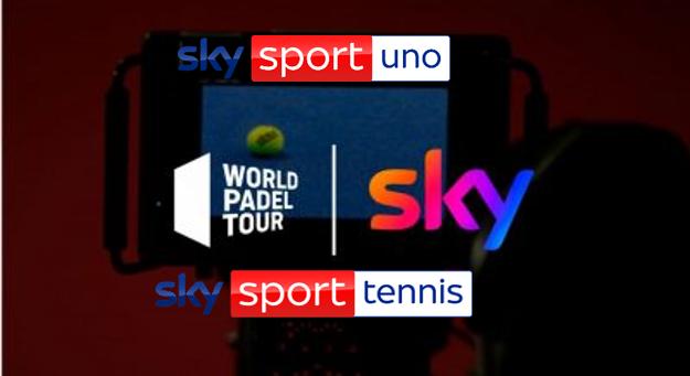 cascais Malaga sky sport tennis world padel tour las rozas open