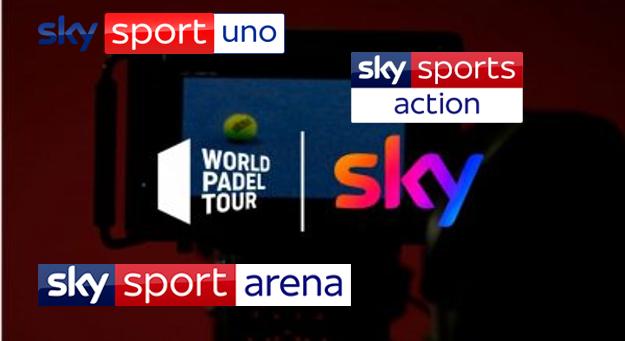 sky sport world padel tour las rozas